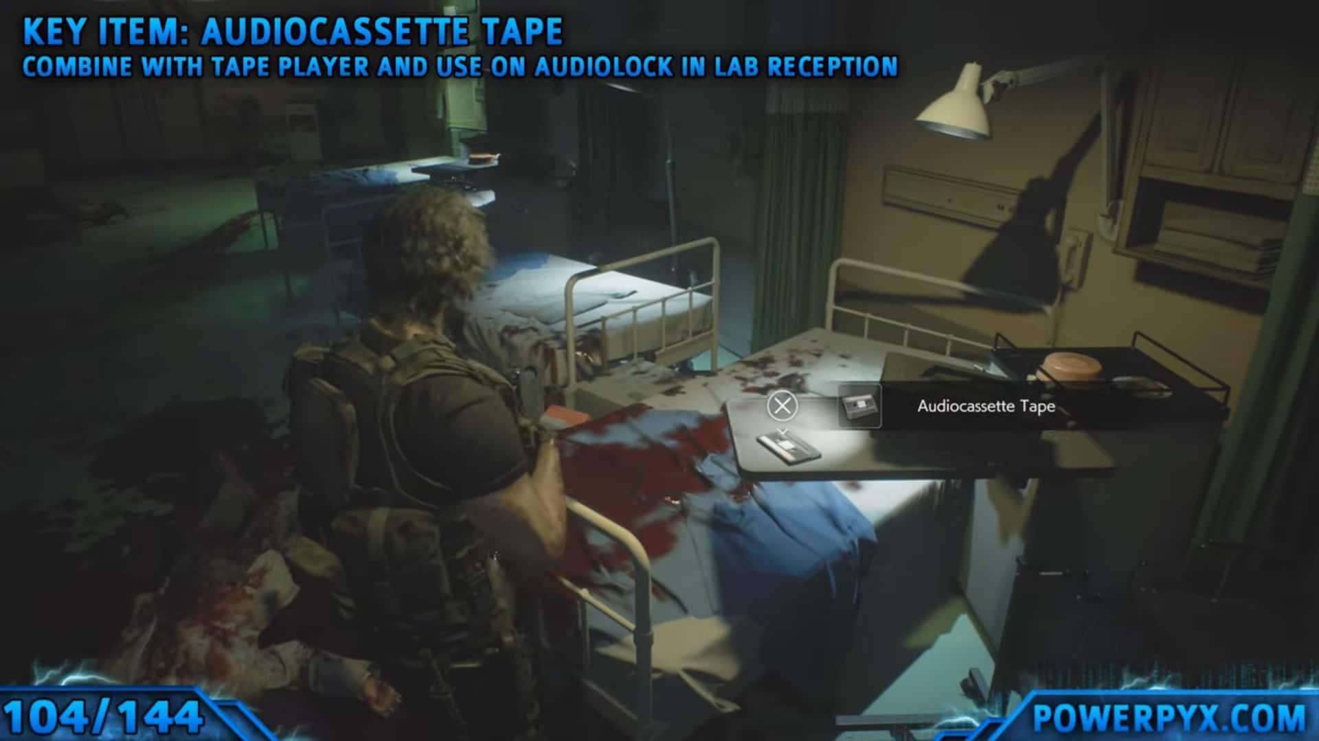 [Guia] Como encontrar todos os colecionáveis de Resident Evil 3 100