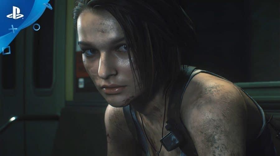 Nemesis chegou! Resident Evil 3 ganha trailer de lançamento