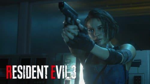 Resident Evil 3: mais de 2 milhões de cópias vendidas