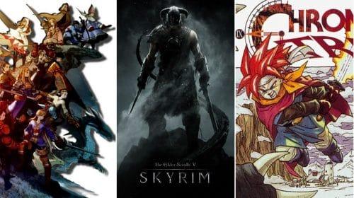 7 RPGs que mereciam um remake completo como Final Fantasy VII