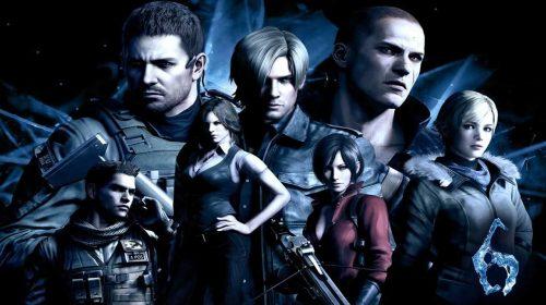 Relembre: todos os Resident Evil presentes no PlayStation 4