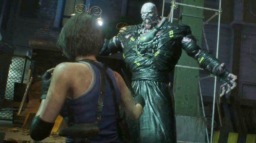 Resident Evil 3: Capcom mudou Nemesis para fazer conexão com Resident Evil 4