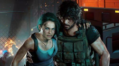 Resident Evil 3: skins clássicas de Jill e Carlos devem chegar em breve