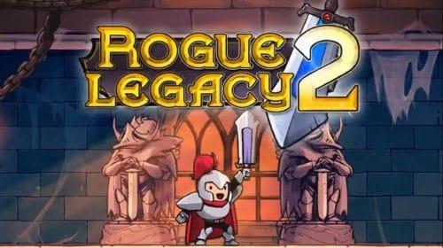 Estúdio Cellar Door Games anuncia Rogue Legacy 2