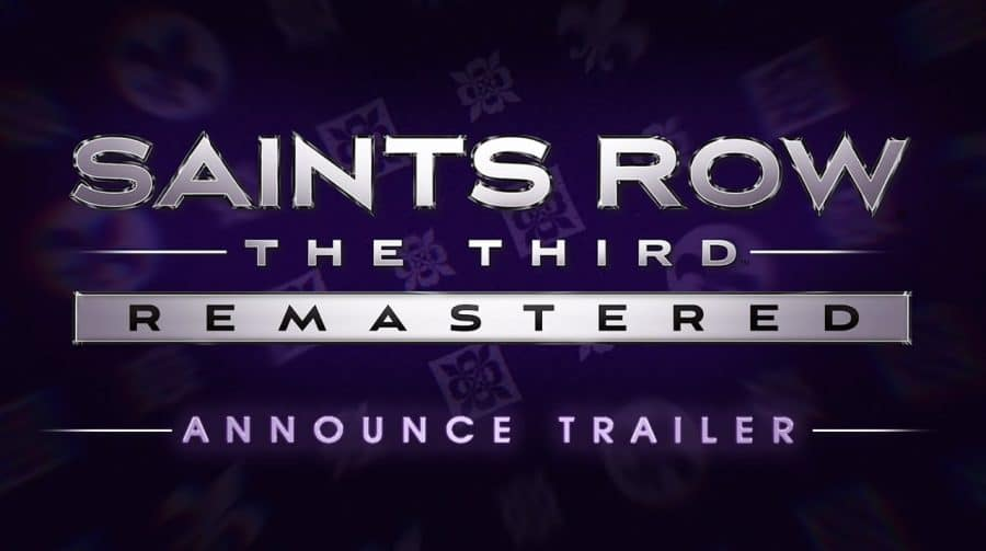 Saints Row: The Third Remastered - Trailer de anúncio