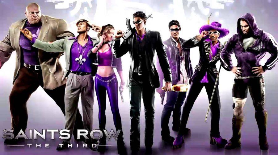 Trailer de lançamento de Saints Row: The Third Remastered no PS5 destaca os gráficos