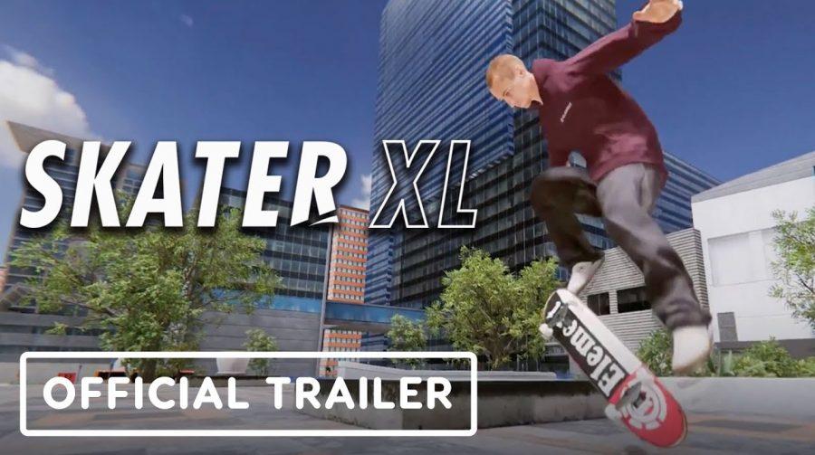 Trailer radical de Skater XL revela que jogo estreia em Julho