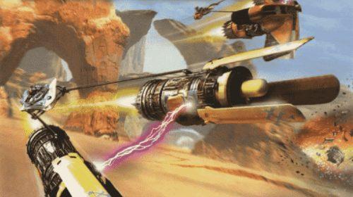 Star Wars Episode 1: Racer chegará ao PS4 em 12 de Maio