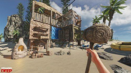 Sobrevivência em alto-mar: Stranded Deep chega amanhã (21) ao PS4