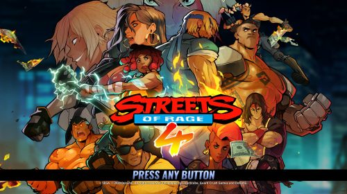 Streets of Rage 4: vale a pena?