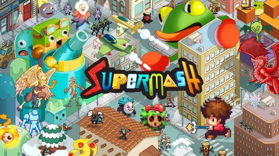 SuperMash - Trailer de anúncio