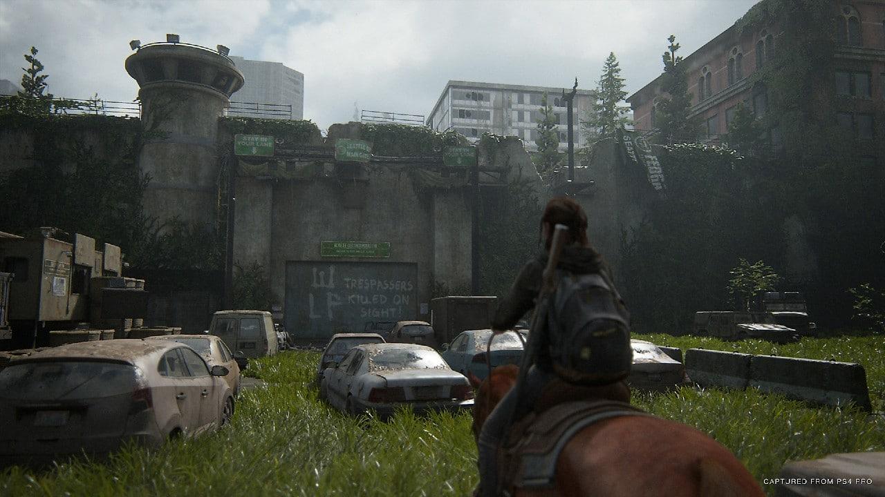 Naughty Dog divulga incríveis screenshots de The Last of Us 2 4