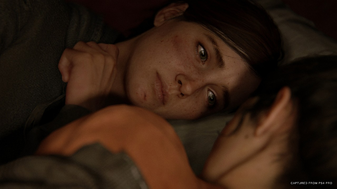 Naughty Dog divulga incríveis screenshots de The Last of Us 2 2