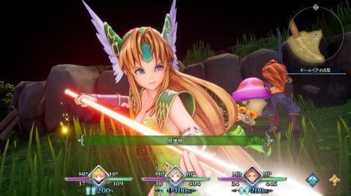 Square Enix traz detalhes do remake de Trials of Mana