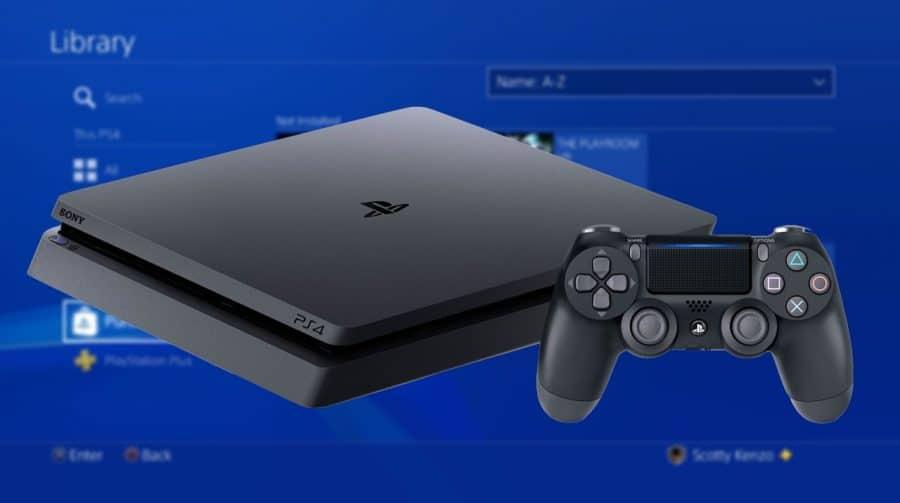 Sony lança update 7.50 para PlayStation 4
