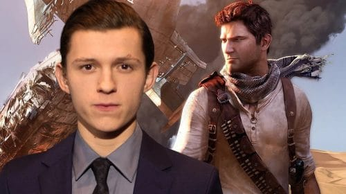 Tom Holland lamenta adiamento de Uncharted: