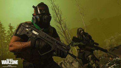 Warzone pode estar revelando novo Call of Duty em imagens embaçadas