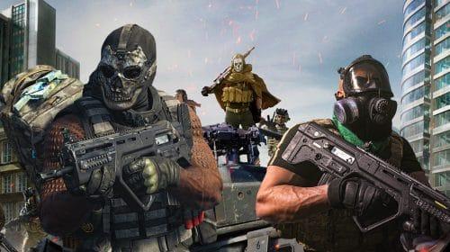 Mais de 50 mil jogadores foram banidos em Warzone