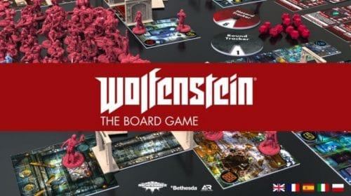 Jogo de tabuleiro de Wolfenstein ultrapassa meta de arrecadação