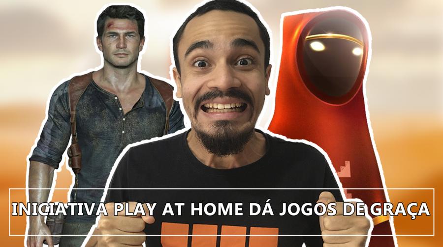 DOIS JOGOS DE GRAÇA PARA O PS4! Sony dá