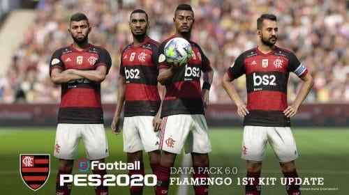 CR7 e Neymar são destaques em update 6.0 do eFootball PES 2020