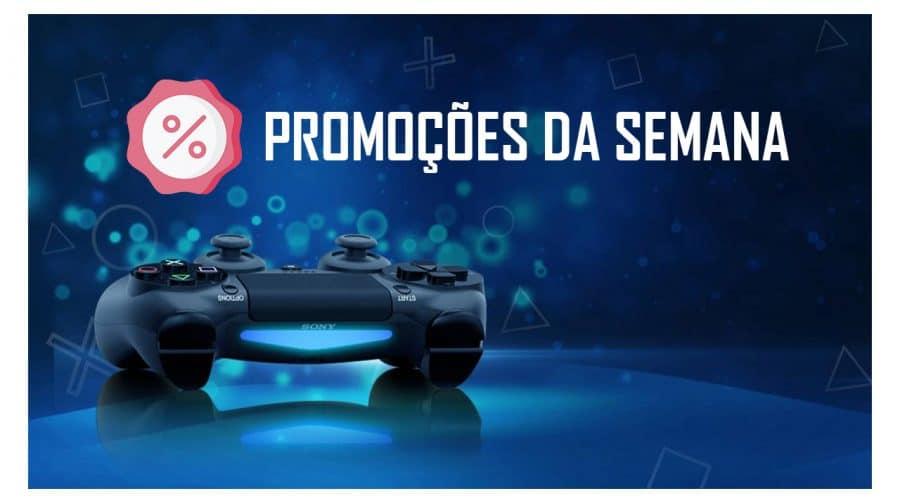 Sabadão de descontos: as melhores promoções PlayStation da semana