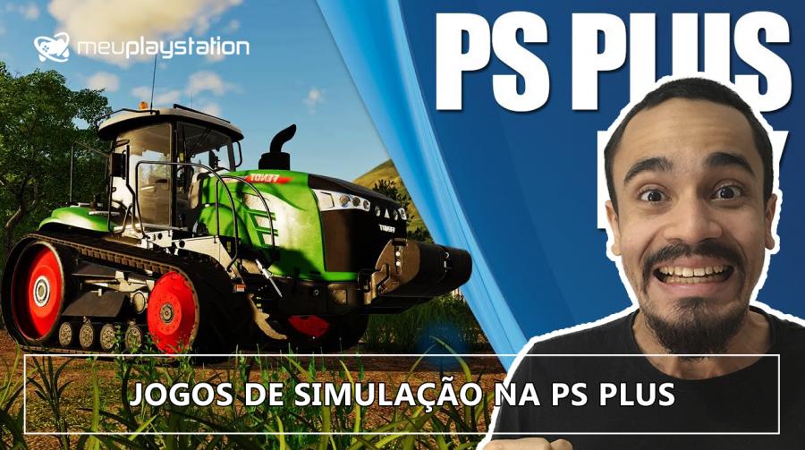 PlayStation Plus de MAIO revelada! Aprovado?