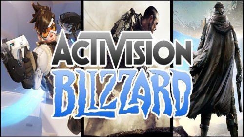 Activision Blizzard registra receitas de US$ 1,7 bi, mesmo com pandemia
