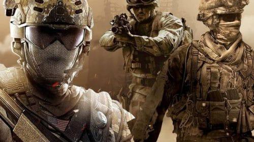Três jogos da Activision, incluindo Call of Duty, chegarão em 2020