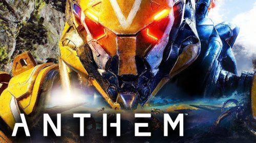 Sem pressa! Rework de Anthem vai demorar a chegar, diz BioWare