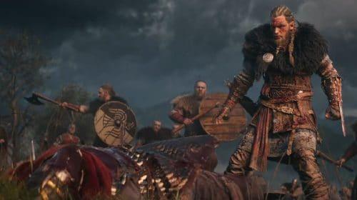 Estruturas de missões de Assassin's Creed Valhalla serão diferentes dos games anteriores