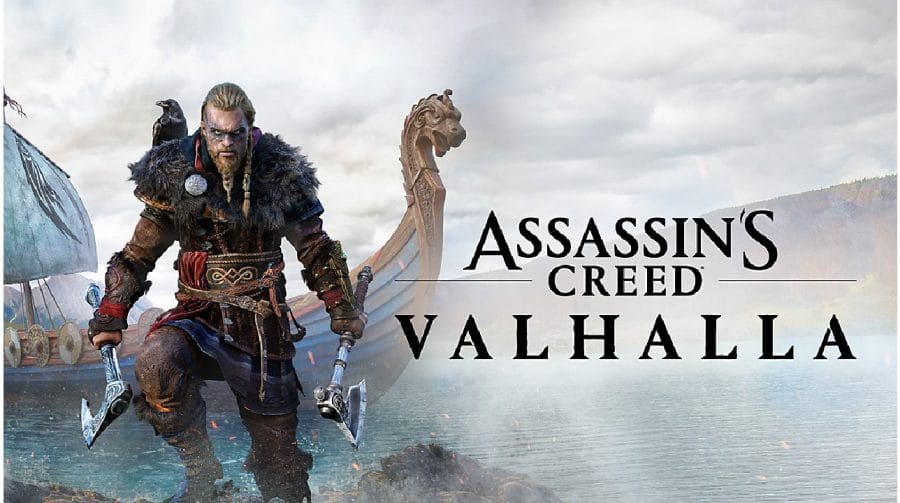 Trailer de Assassin's Creed Valhalla é o mais visto na história da Ubisoft