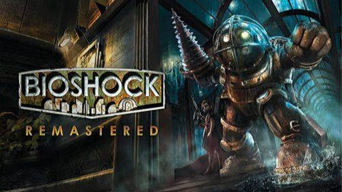 Troféus de remasterizações de BioShock surgem na PSN