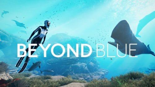 Beyond Blue, um jogo de aventura marítima, chegará ao PS4 em 11 de junho