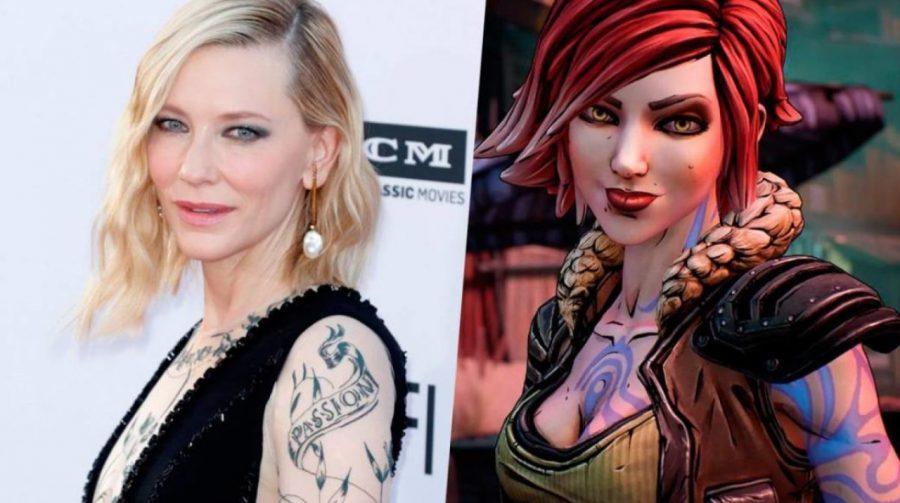 Cate Blanchett é confirmada como Lilith em filme de Borderlands