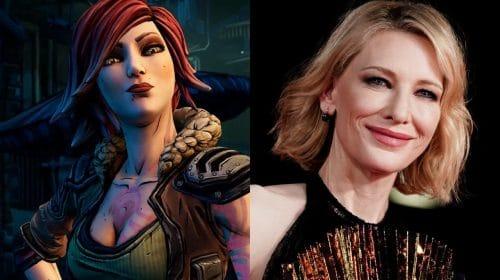 Cate Blanchett pode estrelar filme de Borderlands como Lilith