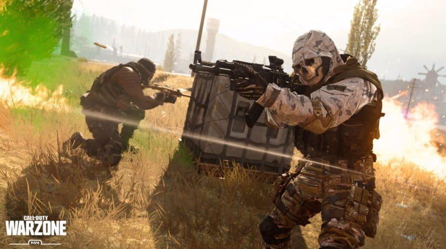 Call of Duty: Warzone: bug nas caixas de suprimentos congelam o jogo