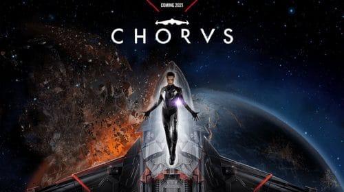 Shooter de ação espacial, Chorus é anunciado para PS4 e PS5
