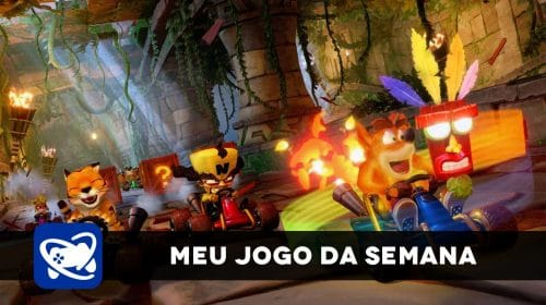 Meu Jogo da Semana: Crash Team Racing Nitro-Fueled