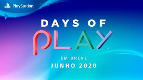 Vem descontos: Sony anuncia retorno da Days of Play