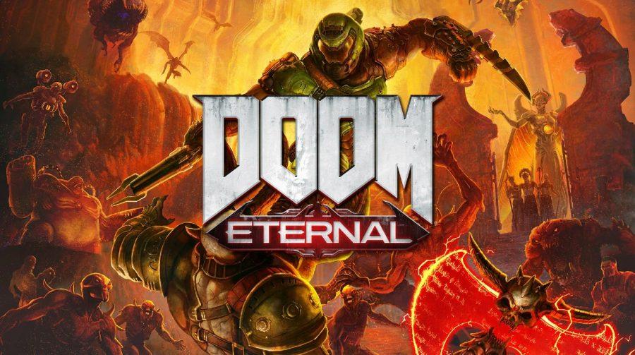 DOOM Eternal e The Elder Scrolls Online confirmados no PS5!