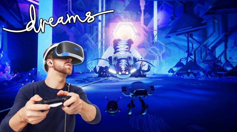 Media Molecule começa a testar Dreams VR na Europa