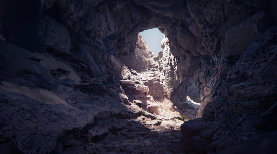 Incrível! Cena da Unreal Engine V é recriada no jogo Dreams