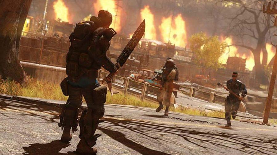 Fallout 76 está