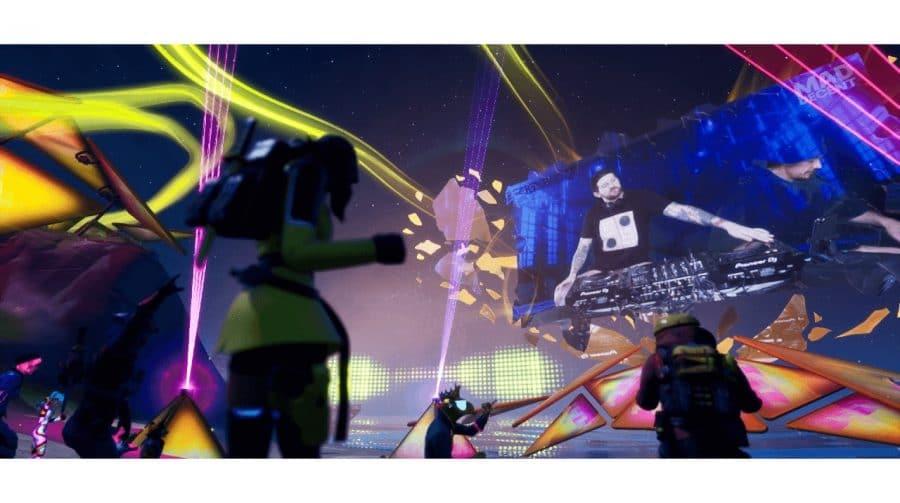 Fortnite alcança 350 milhões de jogadores e anuncia festa in-game com Steve Aoki