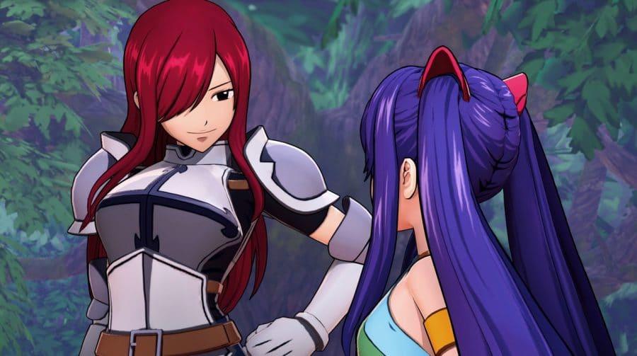 RPG de Fairy Tail é adiado novamente; lançamento será em julho
