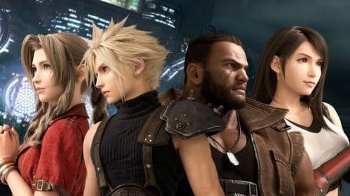 Final Fantasy VII Remake alcança 5 milhões de cópias vendidas