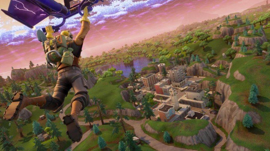 Epic Games confirma Fortnite no lançamento do PlayStation 5