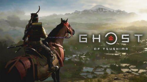 Sony anuncia: Ghost of Tsushima está finalizado!