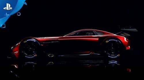 MAZDA RX-Vision GT3 é o novo veículo de Gran Turismo Sport